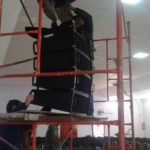 Pastor Albornoz, sistema lineal, 2 por lado. Santa Rosa, La Pampa